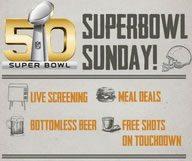 Où regardez-vous le Superbowl ?