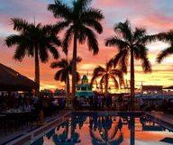 Sa vie à Miami