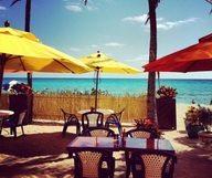 Inside le Tahiti Beach, un restaurant les pieds dans l'eau à Miami