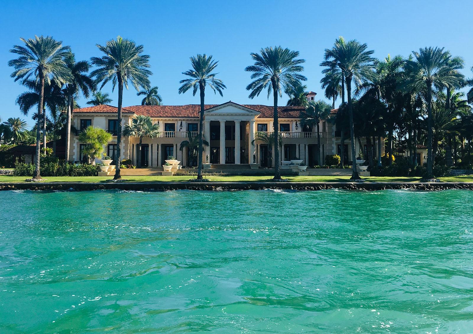 L'immobilier de luxe à Miami
