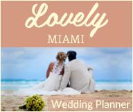 Lovely Miami, votre mariage à Miami