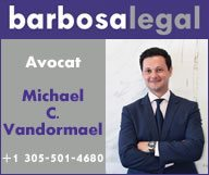 Michael C. Vandormael, Barbosa Legal