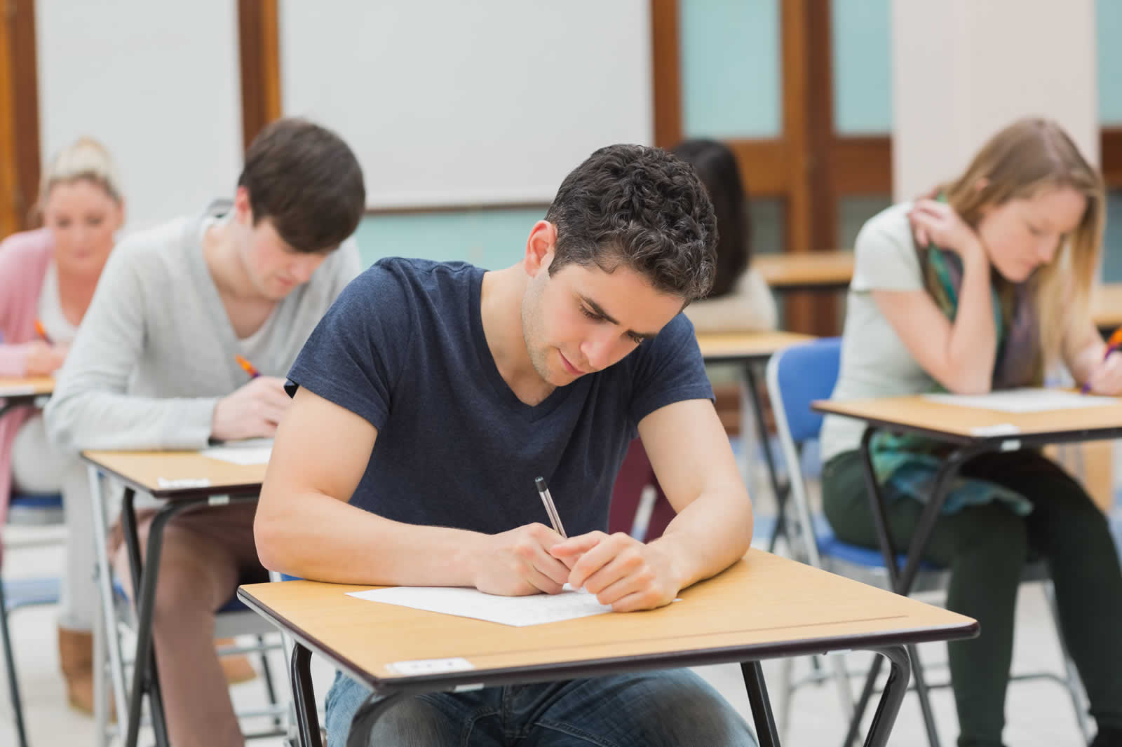 Les grands examens scolaires en Floride