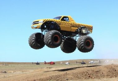 Les Monster Trucks et la Monster Jam en Floride