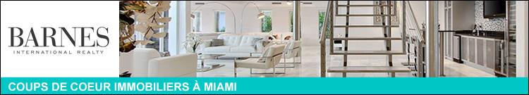L'immobilier à Miami selon BARNES