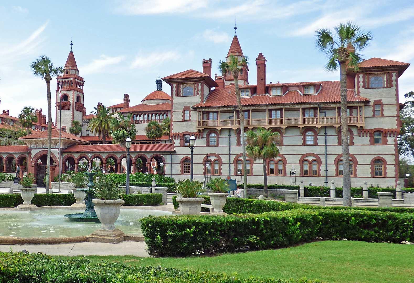 Visiter Orlando, St Augustine et Tampa