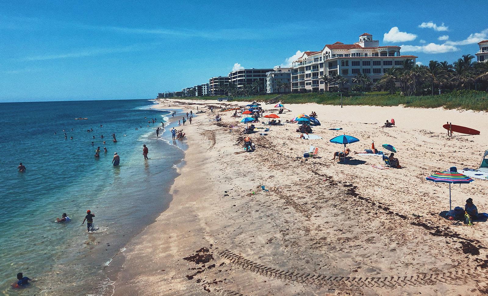 Une journée à West Palm Beach et Palm Beach