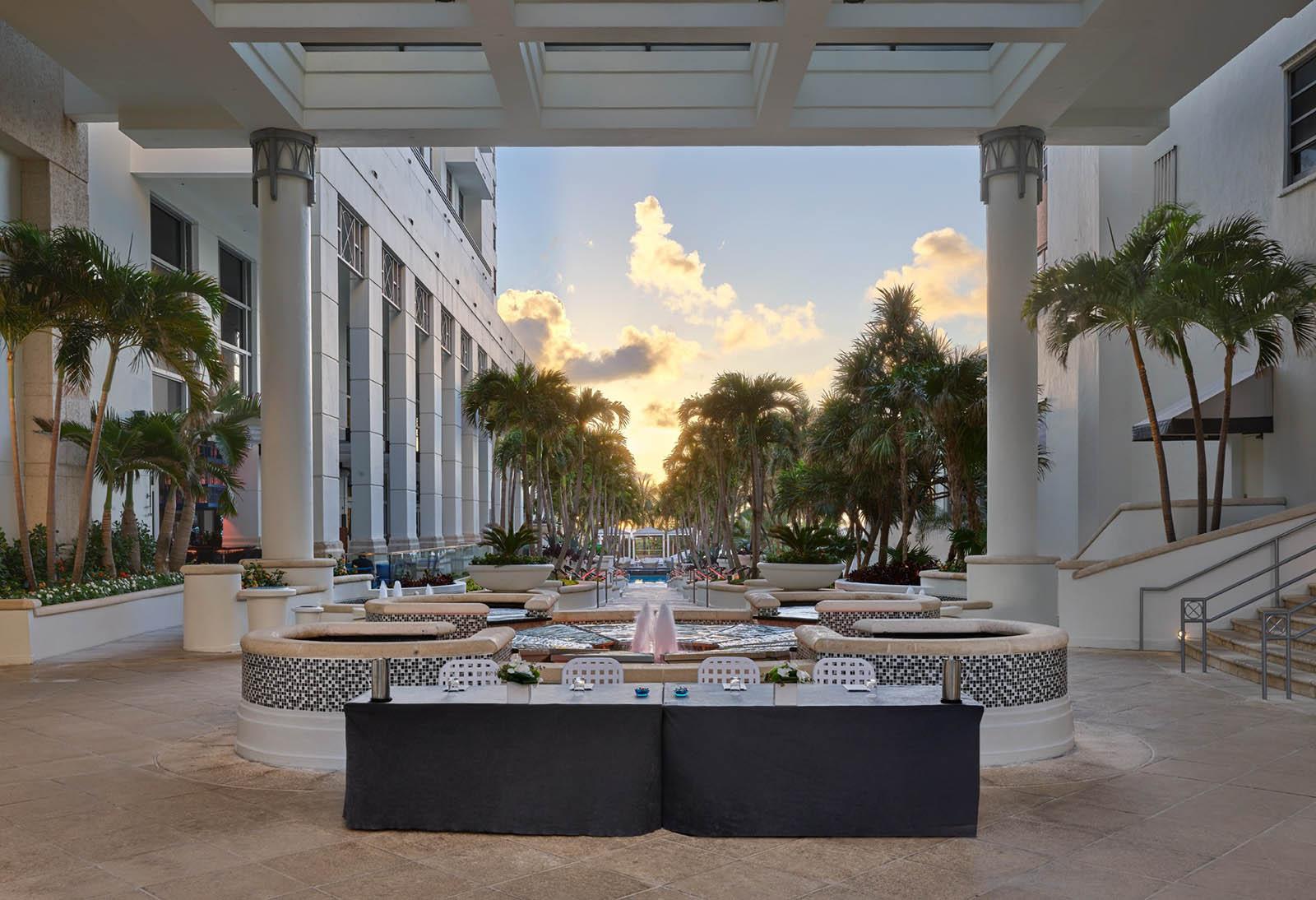 Les plus beaux hôtels de Miami Beach