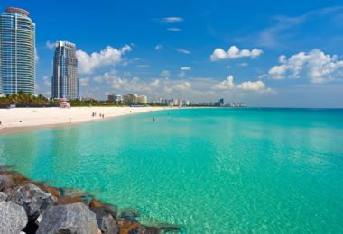 Vivre sur une île à Miami