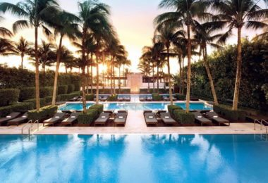 Une journée dans les hôtels de luxe de Miami Beach