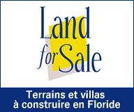 Land For Sale - Terrain En Floride