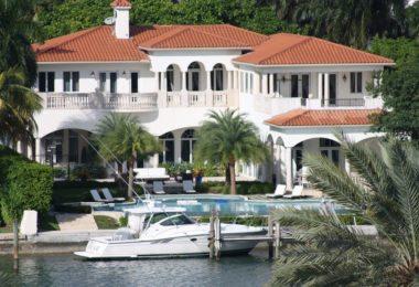 Une villa sous le soleil de Miami