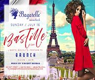 Un brunch digne de Bastille Day