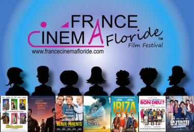 Le programme 2019 du Festival France Cinéma Floride est dévoilé