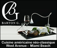 Barton G – The Restaurant