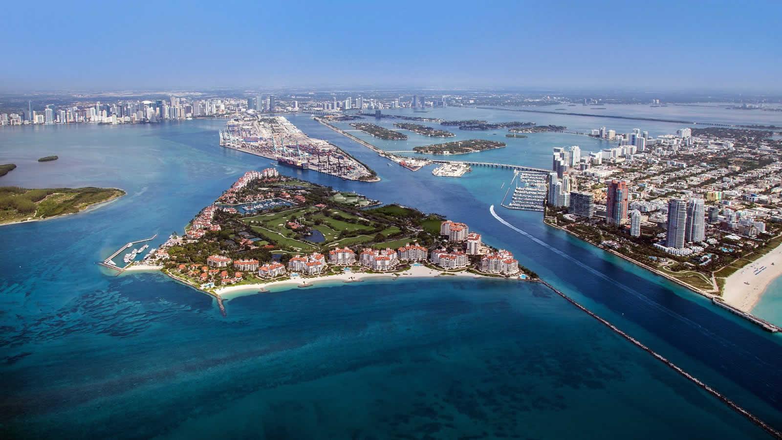 Les plus beaux penthouses de Miami et Miami Beach