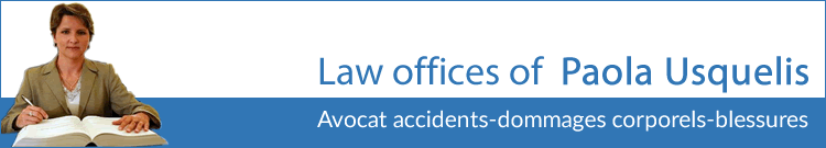 Law Offices of Paola Usquelis – Accidents et dommages corporels