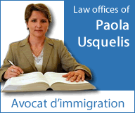Law Offices of Paola Usquelis – Immigration