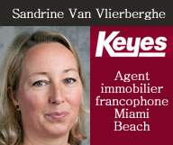 Sandrine Van Vlierberghe – Keyes Realty