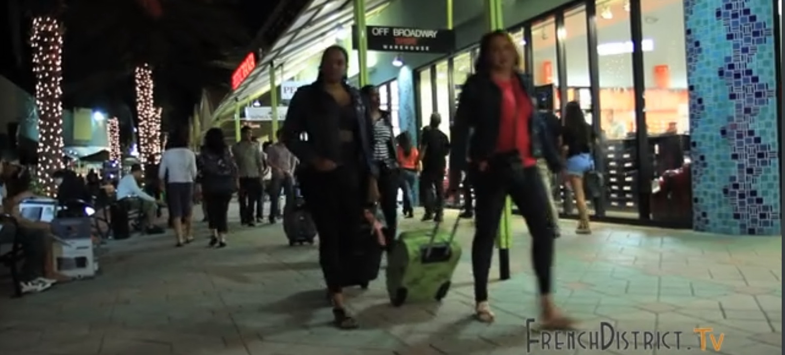 Thanksgiving et Black Friday en Floride – un reportage French District TV