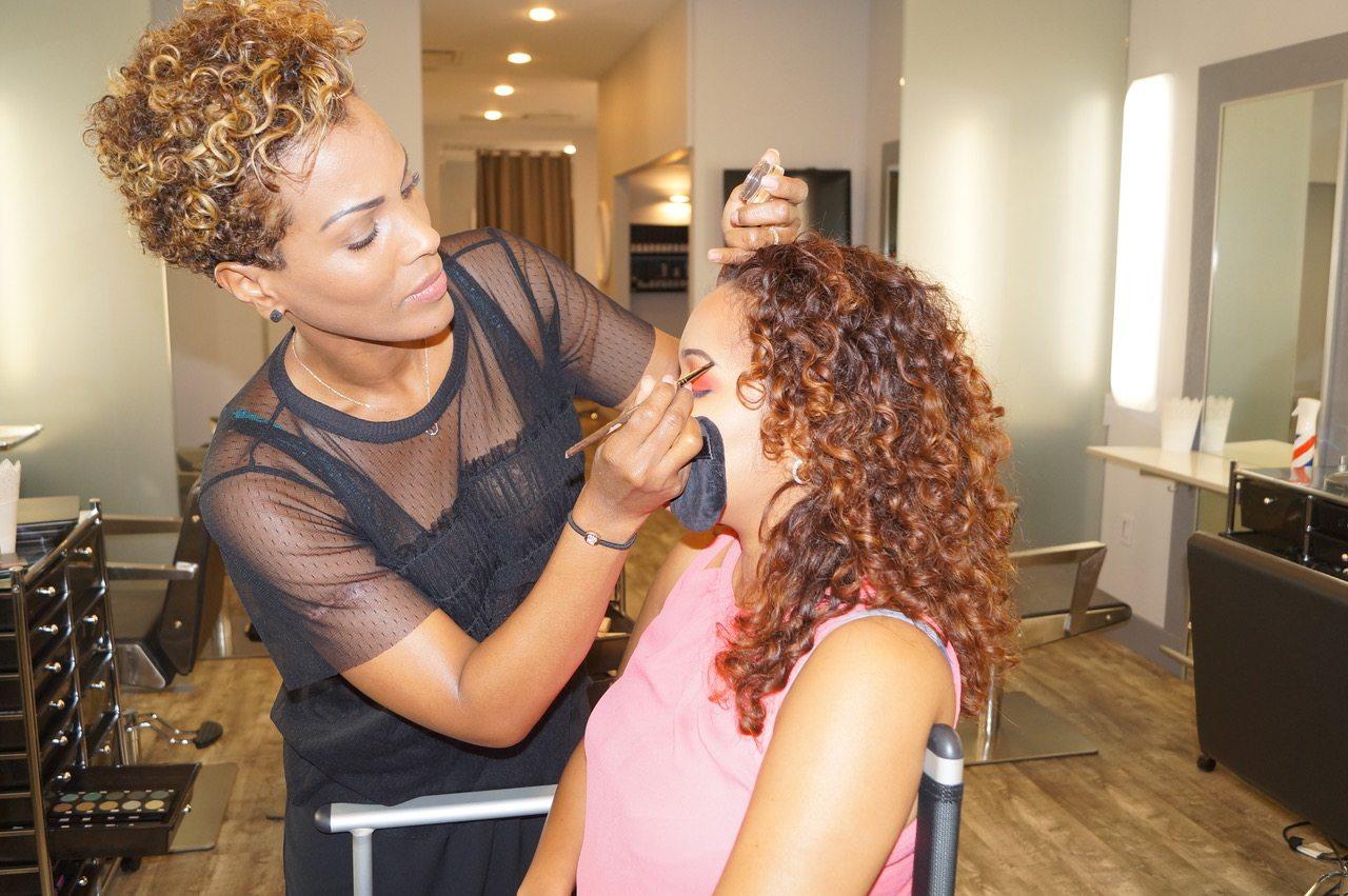 Sevmylook salon beaut coral gables maquillage for A la mode salon atlanta