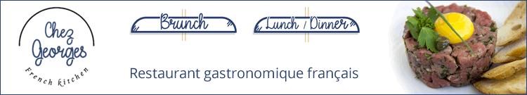 Chez Georges – Cuisine française