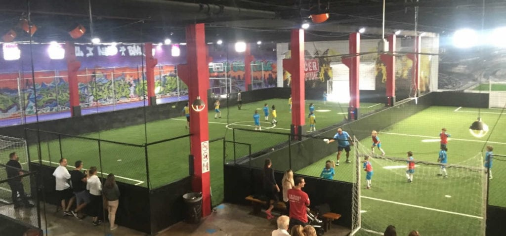 Les incontournables de Miami - Jouer au foot (soccer)