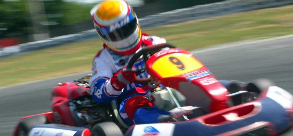 Les insolites à Miami, faire du karting - les circuits