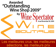 W Wine Boutique – Eddy le Garrec