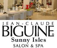 Salon et Spa Jean-Claude Biguine Sunny Isles
