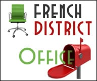 French District Office