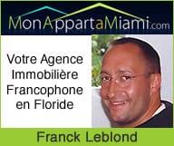 Mon appart à Miami - Franck Leblond