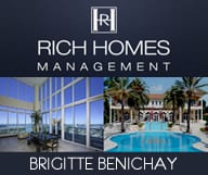 RICH HOMES – Brigitte BENICHAY, Broker-Owner