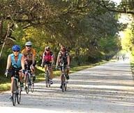 Les plus longues pistes cyclables en Floride