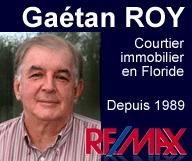 Gaetan ROY, Courtier Immobilier Associe BA, DSA, CIPS