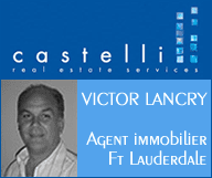 Victor Lancry - Castelli - Fort Lauderdale R.E.S.