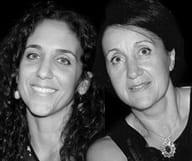 Audrey Guillem-Saba et Rosalie Guillem – membres du French District