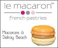 Le Macaron French Pastries - Delray Beach