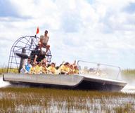 Frissons, glisse et alligators…