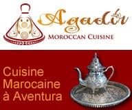 Restaurant Agadir - Cuisine Marocaine et couscous a Aventura en Floride