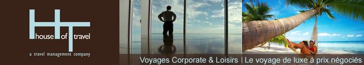 House of Travel a Avenura - Voyages de luxe corporate ou loisirs à prix négociés