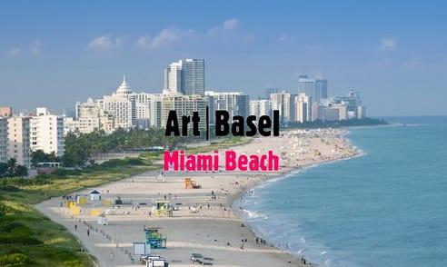Art Basel, l'heureux mariage de Miami Beach avec l'art contemporain