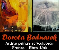 Bednarek Dorota – Peintre,sculpteur