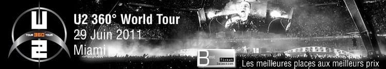 U2 360 World Tour Miami