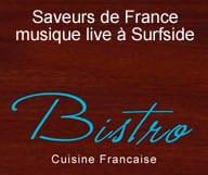 Bistro Cuisine Francaise et Live Music a Surfside - Yiannis Devert
