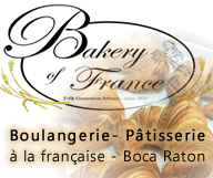 Bakery of France
