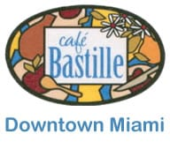 Cafe Bastille Downtown Miami