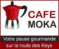 Cafe Moka - Patisserie Glacier Viennoisieries a Tavernier sur la route des Keys