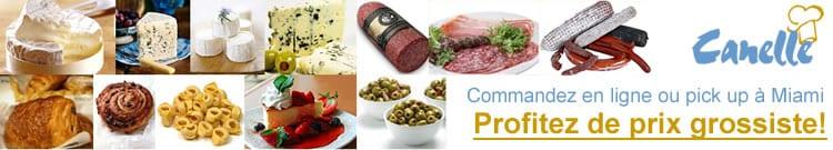 Canelle Fine Foods Epicerie Fine Miami Floride