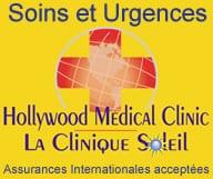 La clinique soleil - soins et urgences à Hollywood
